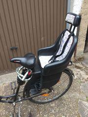 Fahrradsitz für Kinder mit 2