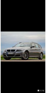 BMW 320d Touring Panorama Sitzheizung