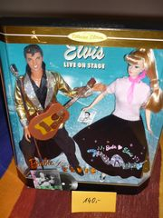 Barbie loves Elvis NEU Collector