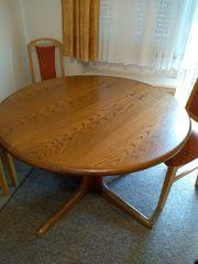 Tisch Esszimmer rund