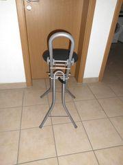 Sitzhocker Klappbar zum Spottpreis