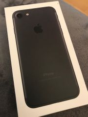 iPhone 7 32GB schwarz in