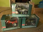 Kleine Sammlung Quads und Motorräder