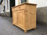 Kommode Naturholz Landhausmöbel Top-Zustand Vollholz