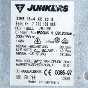 Junkers Therme ZWR 18-4 KE