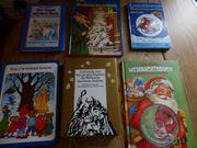 Weihnachtsbücher und Pixis