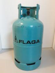 11kg Gasflasche von Flaga leer