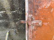Tür Metall Räucherofen