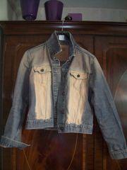 Damenbekleidung Jacke Jeansjacke - Gr 38