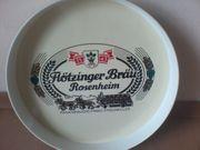 Tablett - Gastronomie - Kunststoff - Flötzinger Bräu - Rosenheim