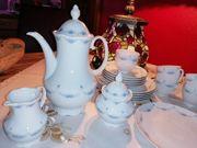 Königliche Royale Tettau Kaffeeservice für