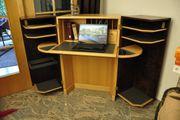 Handgefertiger Sekretär - eindrucksvolles Unikat - Schreibtisch