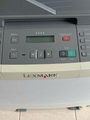 Lexmark X544 All-in-one Wlan Netzwerk