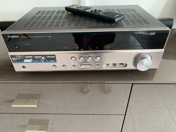 Yamaha Receiver