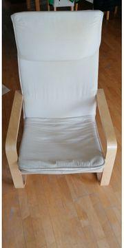 Stuhl Sessel - sehr bequem