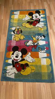 Mickey Maus Teppich