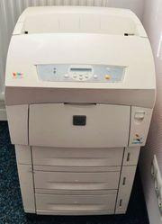 Minolta magicolor Farblaserdrucker gebraucht siehe