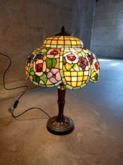 Tiffany Tischlampe 60 cm Hoch