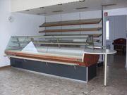 Ladentheke für Bäckereiverkauf