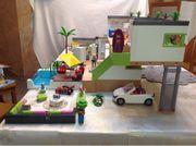 Playmobil Luxusvilla mit Pool u