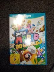 Wii U Super Mario 3D