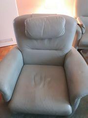 Echt Leder Couch Gebraucht