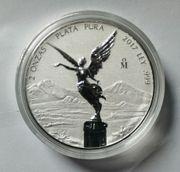2 Unzen oz Silber Libertad