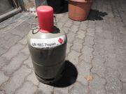 Gasflasche 5Kg