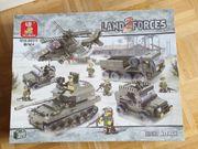 LEGO Army LAND FORCES - M38-B0311