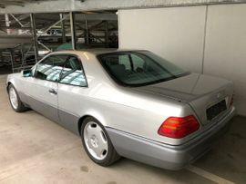 Mercedes S-Klasse - Mercedes-Benz CL 420 Youngtimer