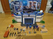 Playmobil Polizeistation Nr 4263
