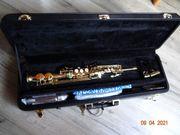 Saxofon Sopranino Yanagisawa Japan neu