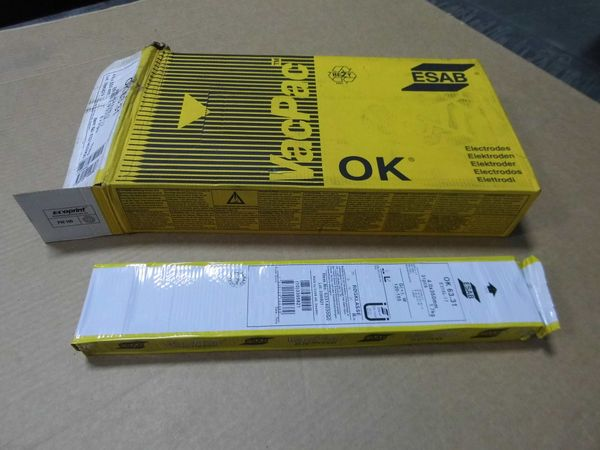 6 Pakete ESAB Elektroden OK