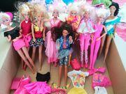 Original Barbie Puppen von Mattel