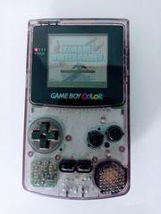 Nintendo Gameboy Color Konsole Handheld
