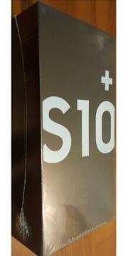 Samsung s10 plus schwarz