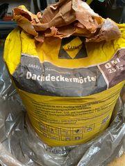 Dachdeckermörtel ca 17kg