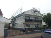 Verleihe Gerüst Fassade Dachfang günstig