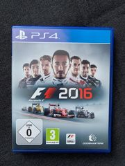 PS4 Spiel F1 2016 Formula