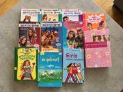 diverse Jugendbücher