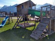 Kinderspielplatz für den eigenen Garten