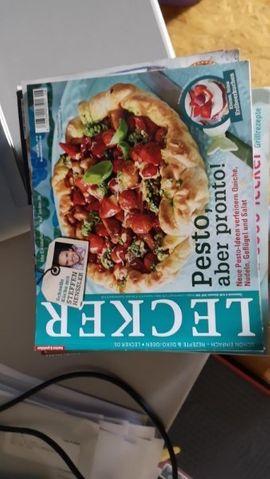 Zeitschriften, Magazine - lecker Zeitschriften