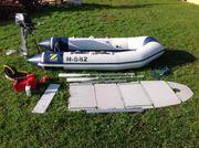 Schlauchboot 8 ps Yamaha 2takt -