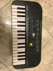 CASIO Keyboard SA-46 TOP mit