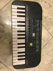 CASIO Keyboard SA-46 TOP mit