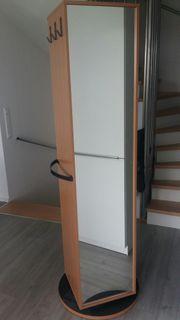 Garderobe Buche Spiegel Haushalt Möbel Gebraucht Und