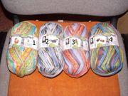 Opal 6-Fach Regenwald Sockenwolle