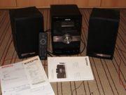 Philips MCM305 Micro Stereo-Soundsystem CD