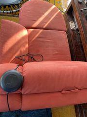 Sessel mit Massagefunktion klappbar als