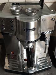 delonghi siebträger Maschine espresso Espressomaschine